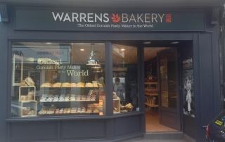 Warrens Bakery - Cornwall