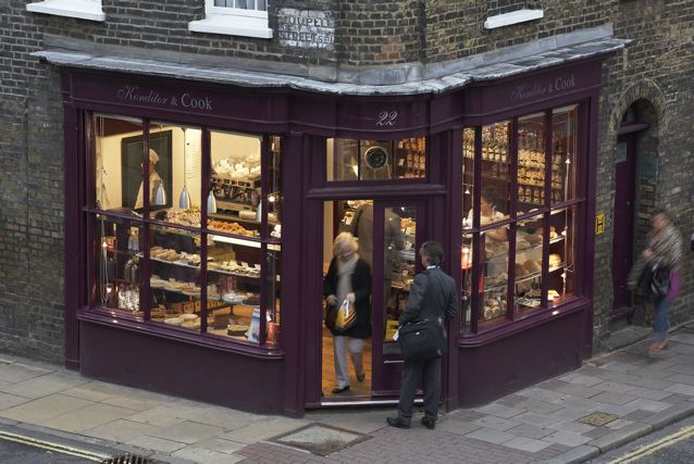 Turnover Of Craft Bakeries Uk