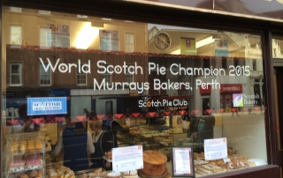 Murrays shop window