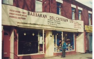 old barbakan