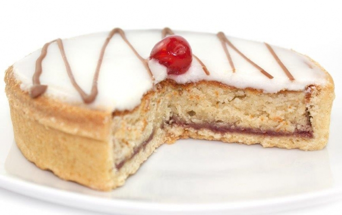 Bakewell-sliced