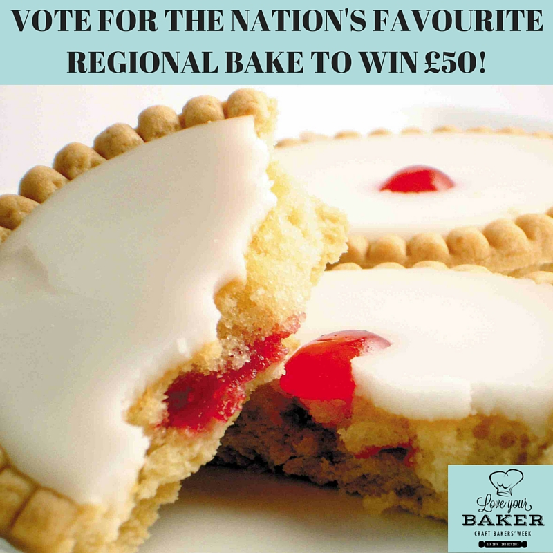 VOTE FOR THE NATION'S FAVOURITE REGIONAL